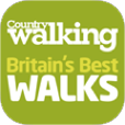 Country Walking, Britain's Best Walks app icon